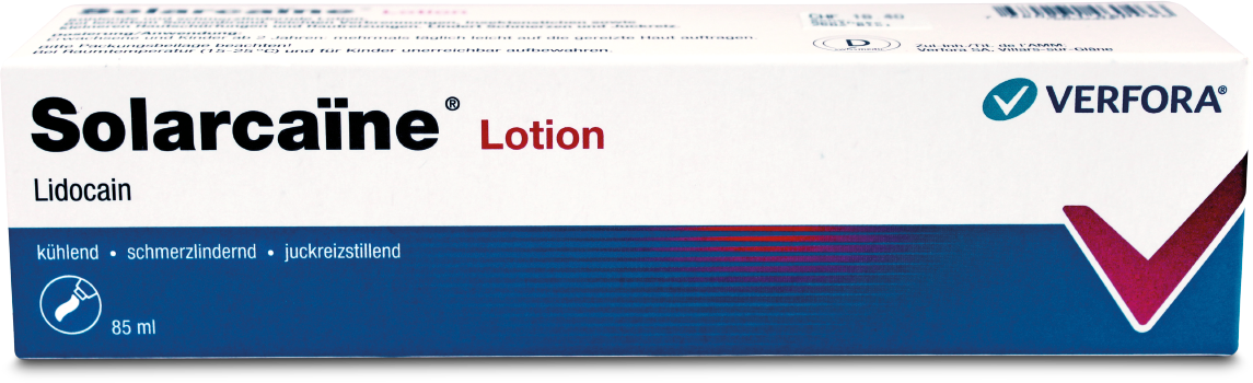 Solarcaine Lotion 85ml