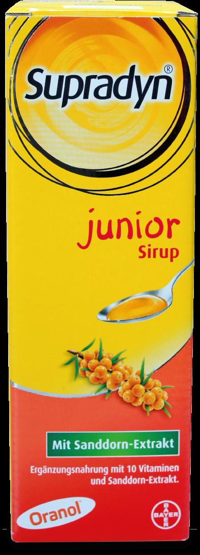 Supradyn Junior sirop 325ml
