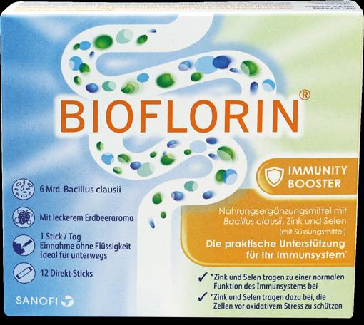 Bioflorin Immunity Booster
