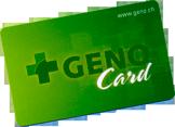 Mit der Genocard noch mehr profitieren!